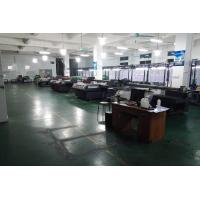 Quality Ink Jet Flatbed UV Digital Printing Equipment with Positive Pressure Cleaning for sale
