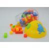 2  Interlock Kids Plastic Building Blocks , Mushroom Box Educational Building Blocks