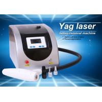 Quality Portable Age Spot Removal Machine , Nd Yag Laser Eyebrow Removal Machine for sale
