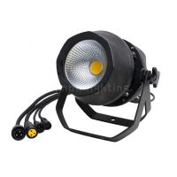 China Waterproof Outdoor IP65  Warm White 200W COB LED Studio Par Can Light on sale