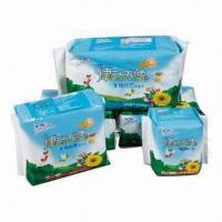 China Disposable Maternity Napkin with High Absorbency Feature on sale