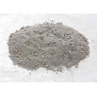 High Temperature Gray Castable Refractory Cement For Industrial Kiln