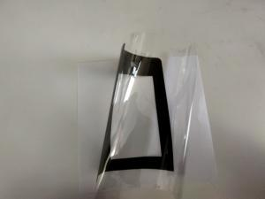 Quality Foldable Electrical Insulation 50um Flexible Polyimide Black Printing for sale