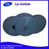 China Tungsten Carbide Disc Cutters Blanks on sale