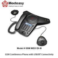 Quality Meeteasy GSM MID2 EX-B analog conference phone for sale