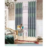Quality Custom Made Wedding Backdrop Luxury Ready Made Curtains for Bedroom / Living Room for sale