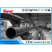 Quality Dia 3 Inch Austenitic Stainless Steel Pipe For Orthopaedic Implants UNS S31653 for sale