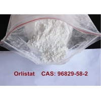 Quality Healthy Anti-Obesity Drug Orlistat For Weight Loss Cas 96829-58-2 White Powder for sale