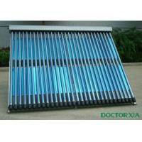 China heat pipe solar collector DX-HCA30 on sale