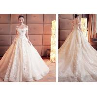 8d1fd78bfc7 Buy cheap Breathable Princess Dream Ball Gown Style Wedding Dresses With  Long Trains from wholesalers