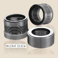 Quality Welded Metal Bellow Mechanical Seals for sale