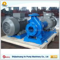 Quality centrifugal electric end suction dewatering water pump for sale