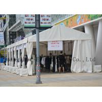 White Color Aluminum Frame A Frame Tent Wedding Party Tent for Trade Show