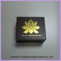 Quality UV Coating Logo Rigid Gift Box / Handmade Smart Phone Packaging Box Matte Finish for sale