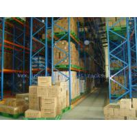 Quality Pallet Storing Very Narrow Aisle Racking System for Industrial Warehouse Management for sale
