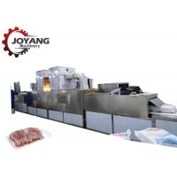 Buy cheap PLC Touch Screen Microwave Meat Thawing Equipment Environmental Protection from wholesalers