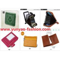 Quality Manufacture High Quality Trade Assurance Card Bags for sale