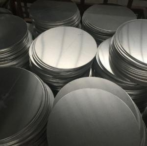 Quality Utensil Aluminium Round Discs/ Aluminium Circle Plate Smooth Finish Surface for sale