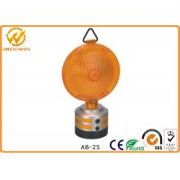 Yellow Vehicle Strobe Warning Lights For Road Safety 200m Visible CE / ROHS / FCC