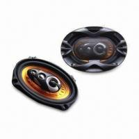 Quality 4-way Car Speaker with Rubber Edge Injection Woofer Cone and 250W Maximum Power for sale