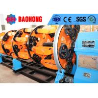 Quality Steel Wire Armouring Machines Cradle Type High Rotating Speed for sale