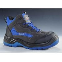 Quality Pu Injection Steel Toe Safety Shoes for sale