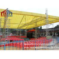 Quality High Hardness Aluminum Circular Round Lighting TrussCurved Truss System 1-4m Length for sale