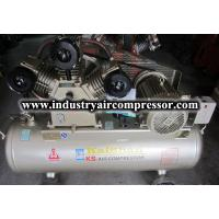 Quality Mobile Mini Industrial Air Compressor For Spray Paint KS200 2³  8 bar 15kw for sale