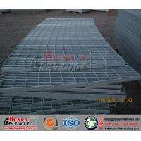 Buy cheap Welded Steel Grating/HDG Steel Grating/Welded Bar Grating from wholesalers