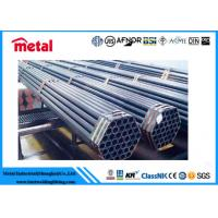 Quality ASTM A179 Cold Drawn Steel Pipe , Sa 192 High Pressure Heat Exchanger Piping for sale