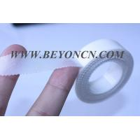 Quality Silk Medical Tape Zig - zag side  Easy Tearing and Smooth For Fixing Tubes for sale