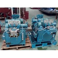 Quality Marine Steering Gear System 8-500kn. M Cylinder Type Marine Hydraulic Steering Gear for sale
