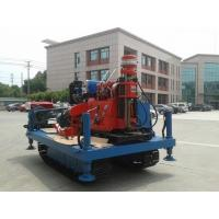 Buy cheap Spindle Rotary Crawler Drilling Rig Max Torque 2760 N.m , Mobile Drilling Rig from wholesalers