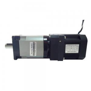 Quality Low Vibration 5 Poles 180W Brushless DC Planetary Gear Motor for sale