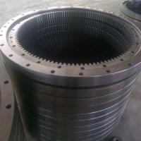 Buy cheap small slewing ring 50Mn material slewing ring, single row ball external gear from wholesalers