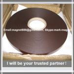 Quality Magnetic strip; Flexible rubber magnet strip  Магнитная лента 25,4 тип А и B с клеевым слоем Extra (Tesa) for sale