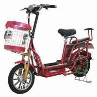 Quality Electric Bike with 48V/250W Motor, 48V/10Ah Lead-acid Battery and 25kph Maximum Speed for sale