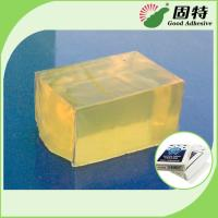 Quality Poker Box Hot Melt Pressure Sensitive Adhesives Glue For Box , Block Shaped for sale