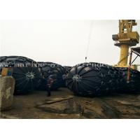 Quality D2.5m x L5.5m Pneumatic Rubber Fenders For Berthing To Harbour And Wharf for sale