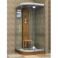 Quality Tempered Glass Steam Shower Room Cabin For Two Person for sale