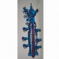 Quality Wellhead Christmas Tree, AA to FF Material, Key Equipment in Oil/Gas Production for sale