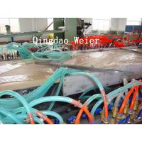 Quality Wpc Door Panel / WPC Board Production Line , Thickness 30-45mm for sale