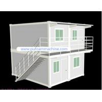 Quality 40ft house to do popular prefab home for camp area for sale
