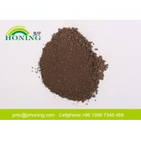 Quality Bakelite Moulding Powder In Dark Brown With Heat Resistane For Ovens And Dishware Fittings for sale