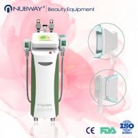 Buy perfect cooling 5 handles cryolipolysis machine for sale/cryolipolysis shaping machine at wholesale prices