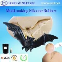 Quality RTV-2 silicone rubber compound for mold making ( soaps, artificial stone, concrete, resin,plaster,gypsum) for sale
