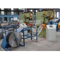 Quality Double Edge High Speed Barbed Wire Machine , High Accuracy Razor Barbed Wire Machine for sale