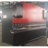 China Benchtop Hydraulic Steel Plate Press Brake Machine 63T / 2500mm on sale