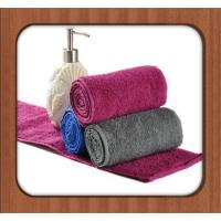 Quality wholesale high quality small size baby face towels innovative printed cotton face towels for sale