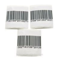 Buy cheap RF Small Square Garment Electronic Shelf Mini Hammer Tag / Durable Barcode Labels from wholesalers